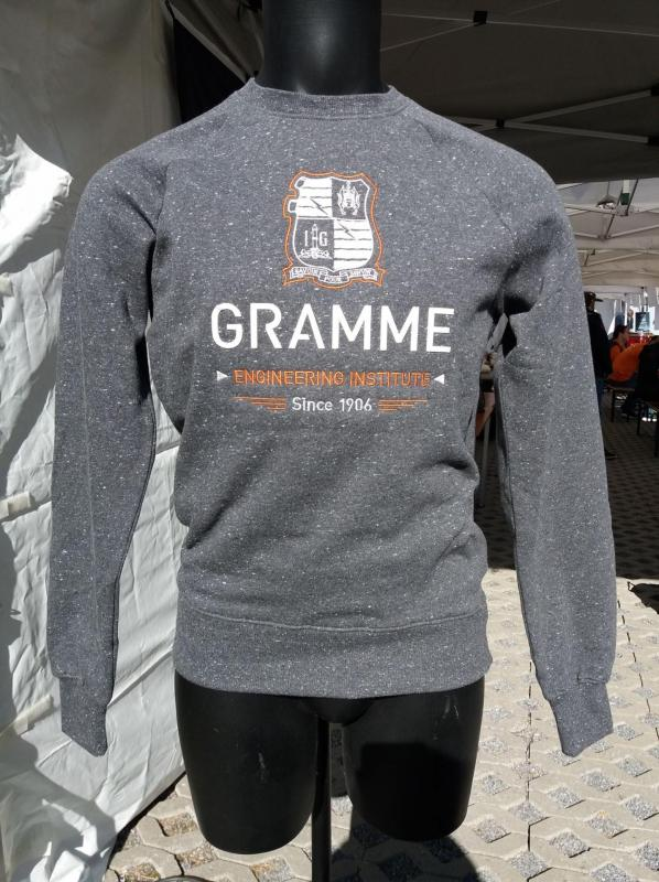 Pull gramme 2018 2019